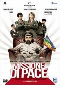 Missione di pace di Franscesco Lagi - DVD