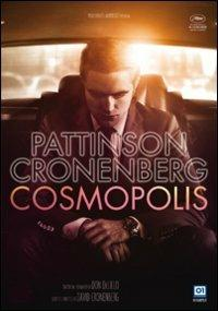 Cosmopolis di David Cronenberg - Blu-ray