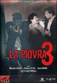 La piovra 3 (3 DVD) di Luigi Perelli - DVD