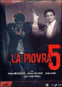 La piovra 5 (3 DVD) di Luigi Perelli - DVD