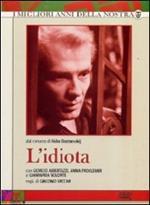 L' idiota (3 DVD)