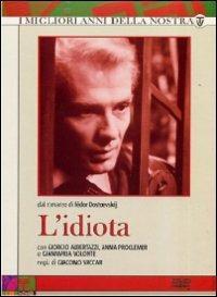 L' idiota (3 DVD) di Giacomo Vaccari - DVD