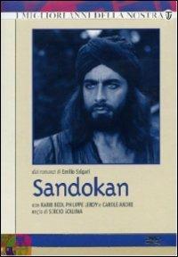 Sandokan (3 DVD) di Sergio Sollima - DVD