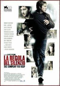 La regola del silenzio. The Company You Keep di Robert Redford - Blu-ray