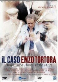 Il caso Enzo Tortora. Dove eravamo rimasti? di Ricky Tognazzi - DVD