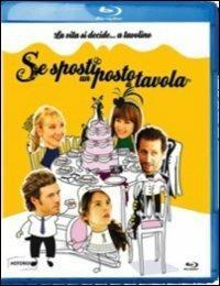 Se sposti un posto a tavola di Chrystelle Raynal - Blu-ray