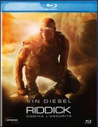 Riddick di David N. Twohy - Blu-ray
