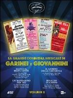 Garinei e Giovannini. La grande commedia musicale. Vol. 2 (4 DVD)