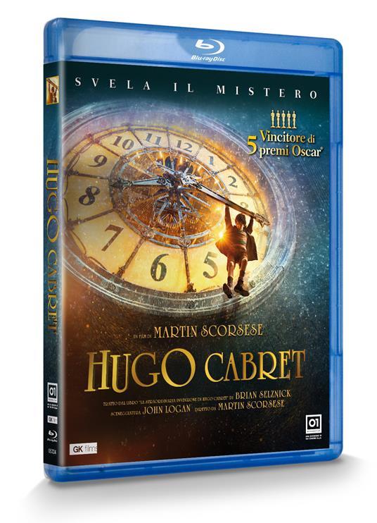 Hugo Cabret di Martin Scorsese - Blu-ray