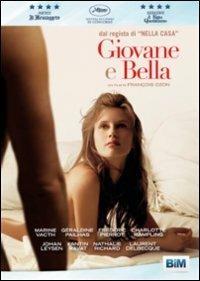 Giovane e bella di François Ozon - DVD