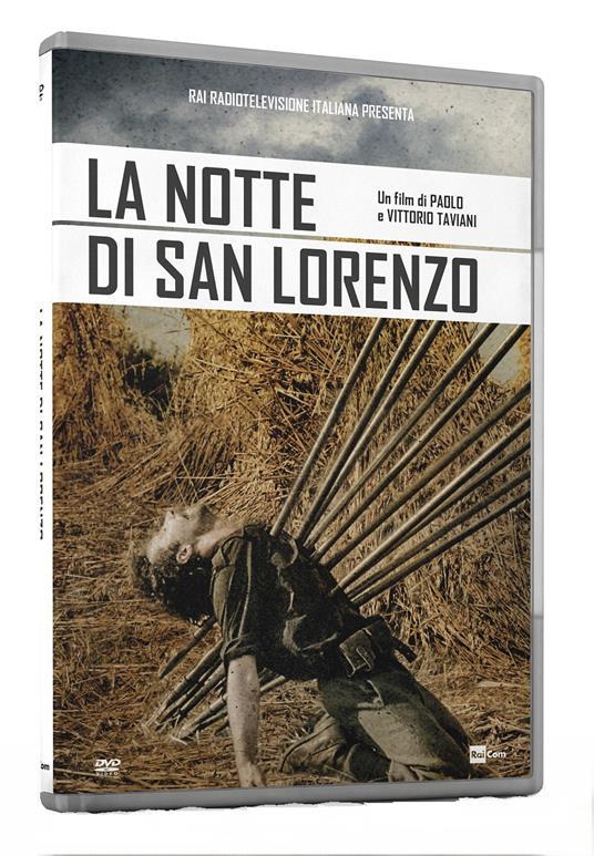 La notte di San Lorenzo di Paolo Taviani,Vittorio Taviani - DVD