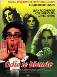 Odio le bionde di Giorgio Capitani - DVD