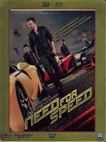 Need for Speed. Limited Edition (Blu-ray + Blu-ray 3D)