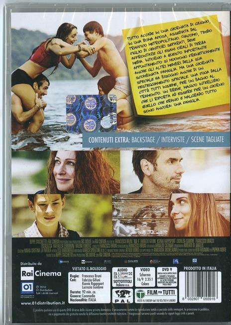 Noi 4 di Francesco Bruni - DVD - 2