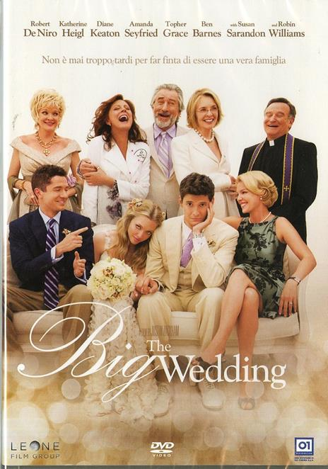 The Big Wedding (DVD) di Justin Zackham - DVD