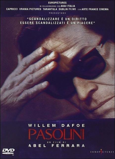 Pasolini di Abel Ferrara - DVD