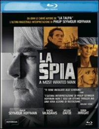 La spia. A Most Wanted Man di Anton Corbijn - Blu-ray