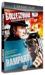 Rampart. Bulletproof Man (2 DVD)