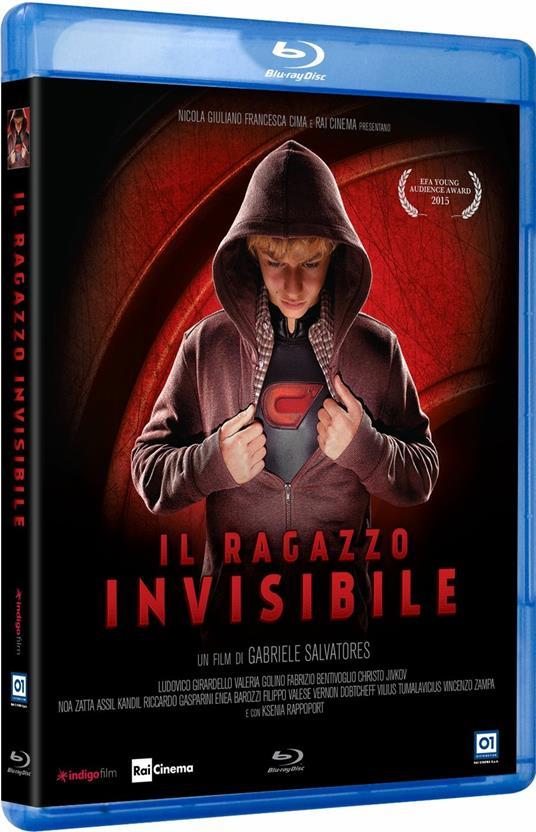 Il ragazzo invisibile (Blu-ray) di Gabriele Salvatores - Blu-ray