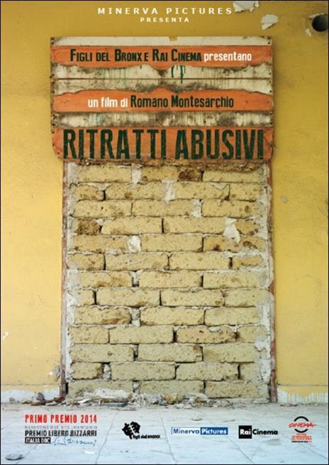 Ritratti abusivi di Romano Montesarchio - DVD