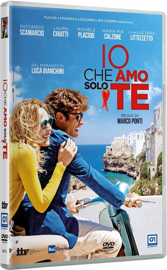 Io che amo solo te di Marco Ponti - DVD