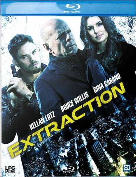 Extraction di Steven C. Miller - Blu-ray