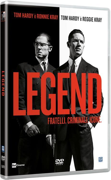 Legend di Brian Helgeland - DVD
