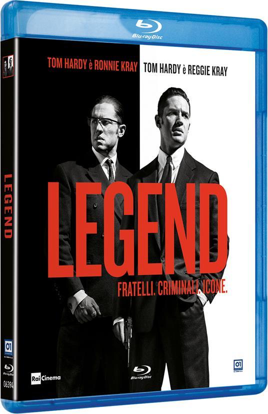 Legend di Brian Helgeland - Blu-ray
