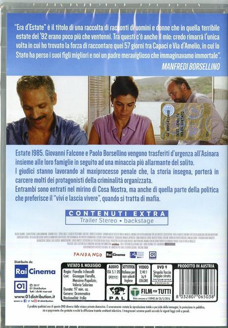 Era d'estate (DVD) di Fiorella Infascelli - DVD - 2