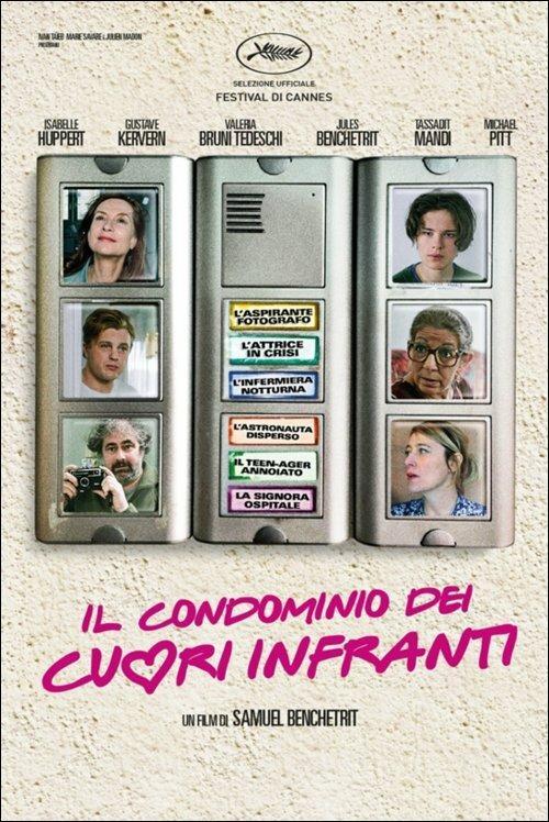 Il condominio dei cuori infranti di Samuel Benchetrit - DVD