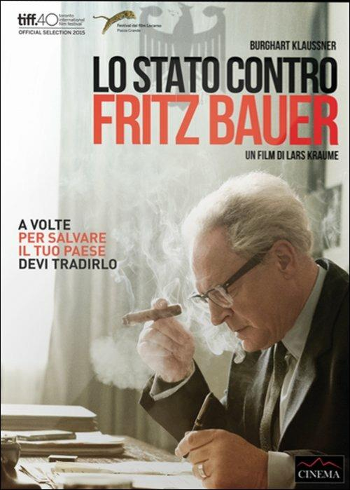 Lo Stato contro Fritz Bauer di Lars Kraume - DVD