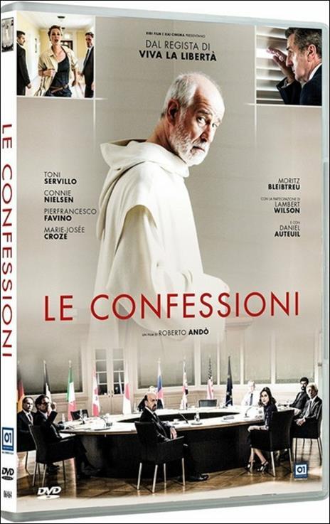 Le confessioni di Roberto Andò - DVD