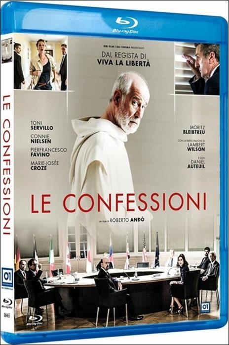 Le confessioni di Roberto Andò - Blu-ray