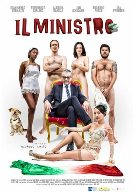 Il Ministro di Giorgio Amato - DVD