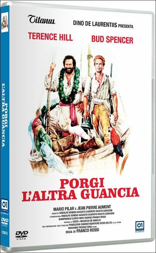 Porgi l'altra guancia di Franco Rossi - DVD