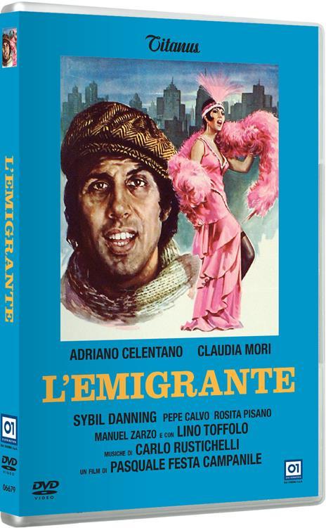 L' emigrante di Pasquale Festa Campanile - DVD