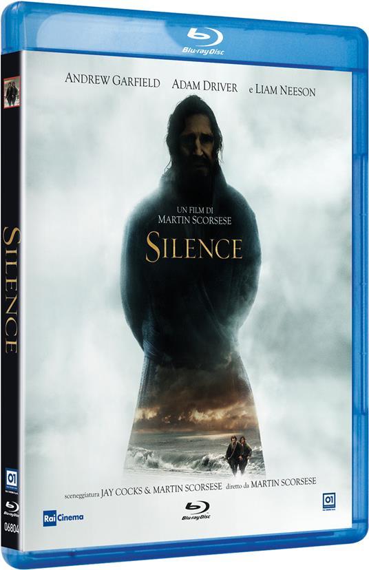 Silence (Blu-ray) di Martin Scorsese - Blu-ray