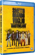 Smetto quando voglio. Masterclass (Blu-ray)