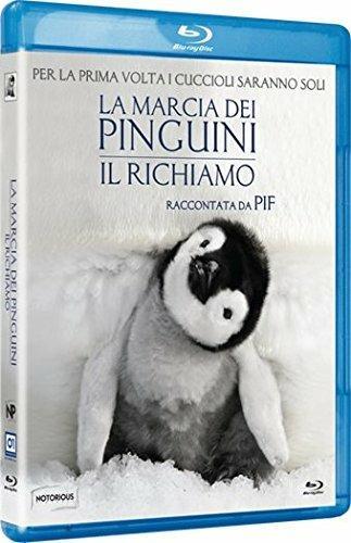 La marcia dei pinguini. Il richiamo (Blu-ray) di Luc Jacquet - Blu-ray