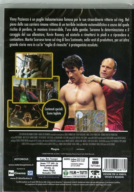 Bleed. Più forte del destino (DVD) di Ben Younger - DVD - 2
