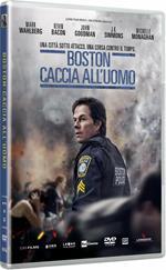 Boston. Caccia all'uomo (DVD)