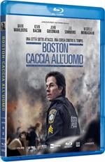 Boston. Caccia all'uomo (Blu-ray)