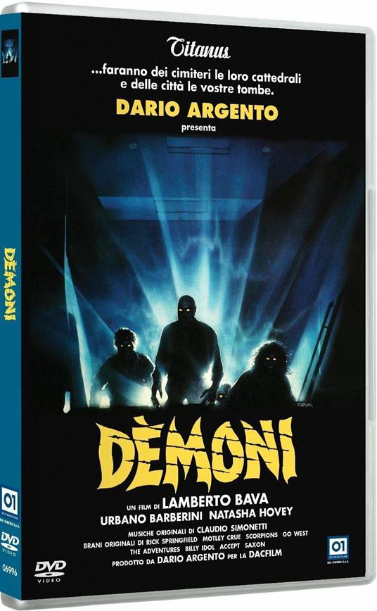 Demoni (DVD) di Lamberto Bava - DVD