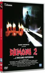 Demoni 2… L'incubo ritorna (DVD)