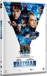 Valerian e la città dei mille pianeti (DVD)