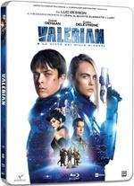 Valerian e la città dei mille pianeti. Con Steelbook (Blu-ray)