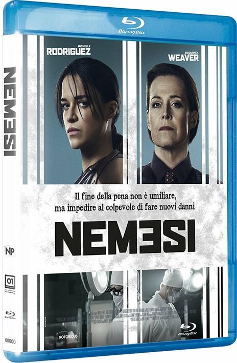 Nemesi (Blu-ray) di Walter Hill - Blu-ray