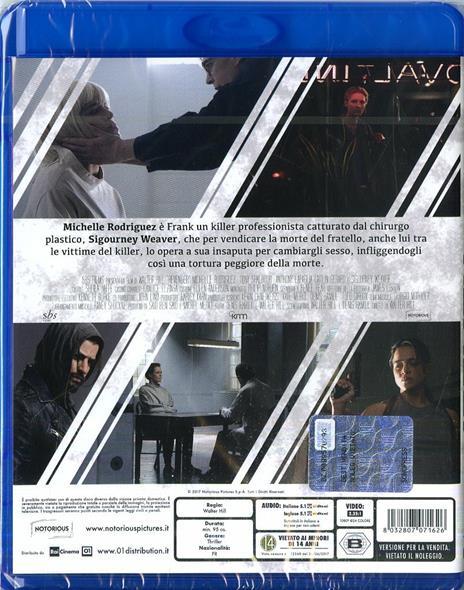 Nemesi (Blu-ray) di Walter Hill - Blu-ray - 2