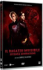 Il ragazzo invisibile. Seconda generazione (DVD)