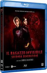 Il ragazzo invisibile. Seconda generazione (Blu-ray)